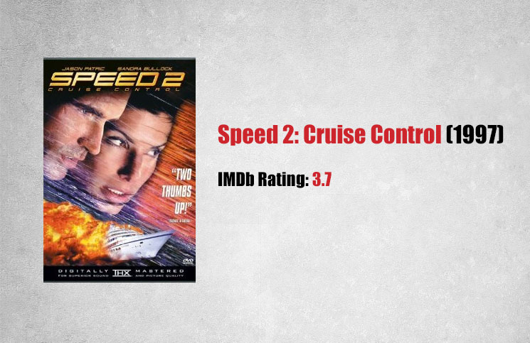 Speed 2 Cruise Control