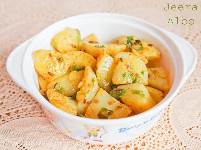 Fastest Indian Breakfasts_Aloo jeeza