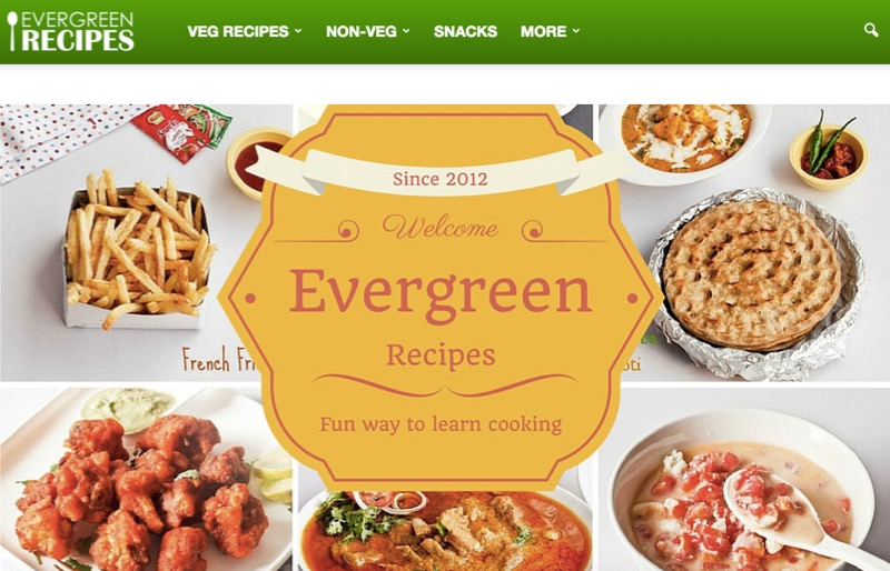 AwesomeWebsites_EvergreenRecipes
